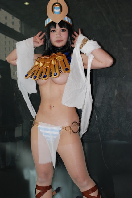 KIKI'S NEST: Hot and Sexy Cosplay Girls From the Web Version 2