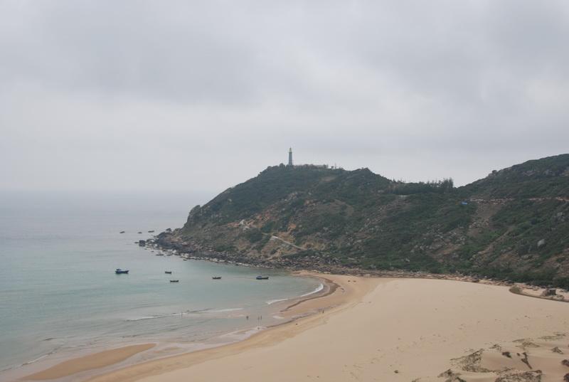 Hải Đăng Mũi Điện, Phú Yên