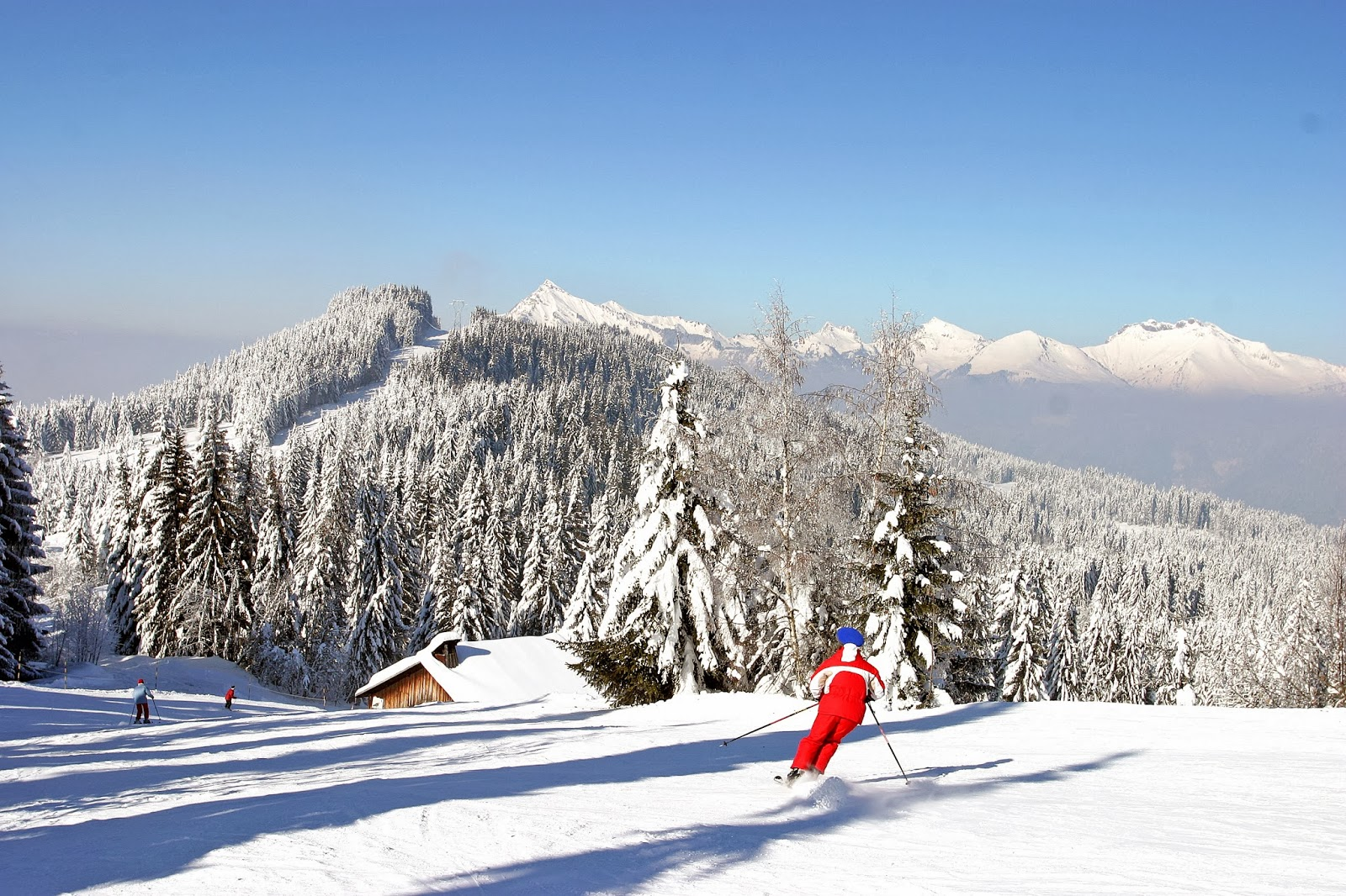 Saint François Longchamp Ski Resort Review French Alps