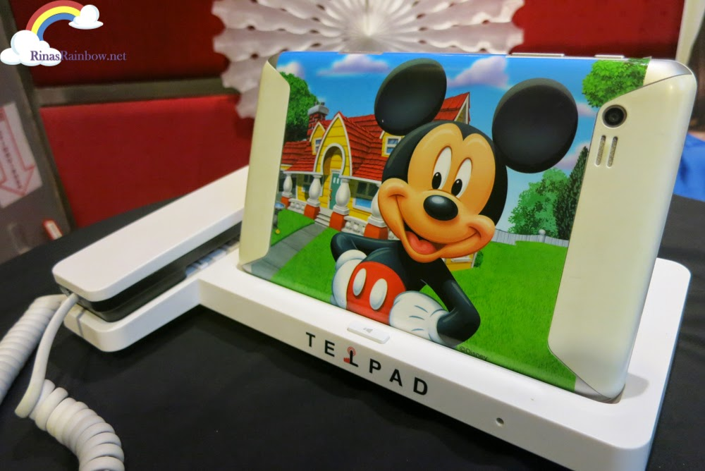 Mickey Mouse TelPad skin