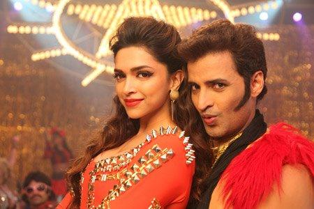 Deepika Padukone in ganesh Hedge  song1 - Deepika Padukone Ganesh Hedge Music Album