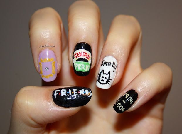 friends nails
