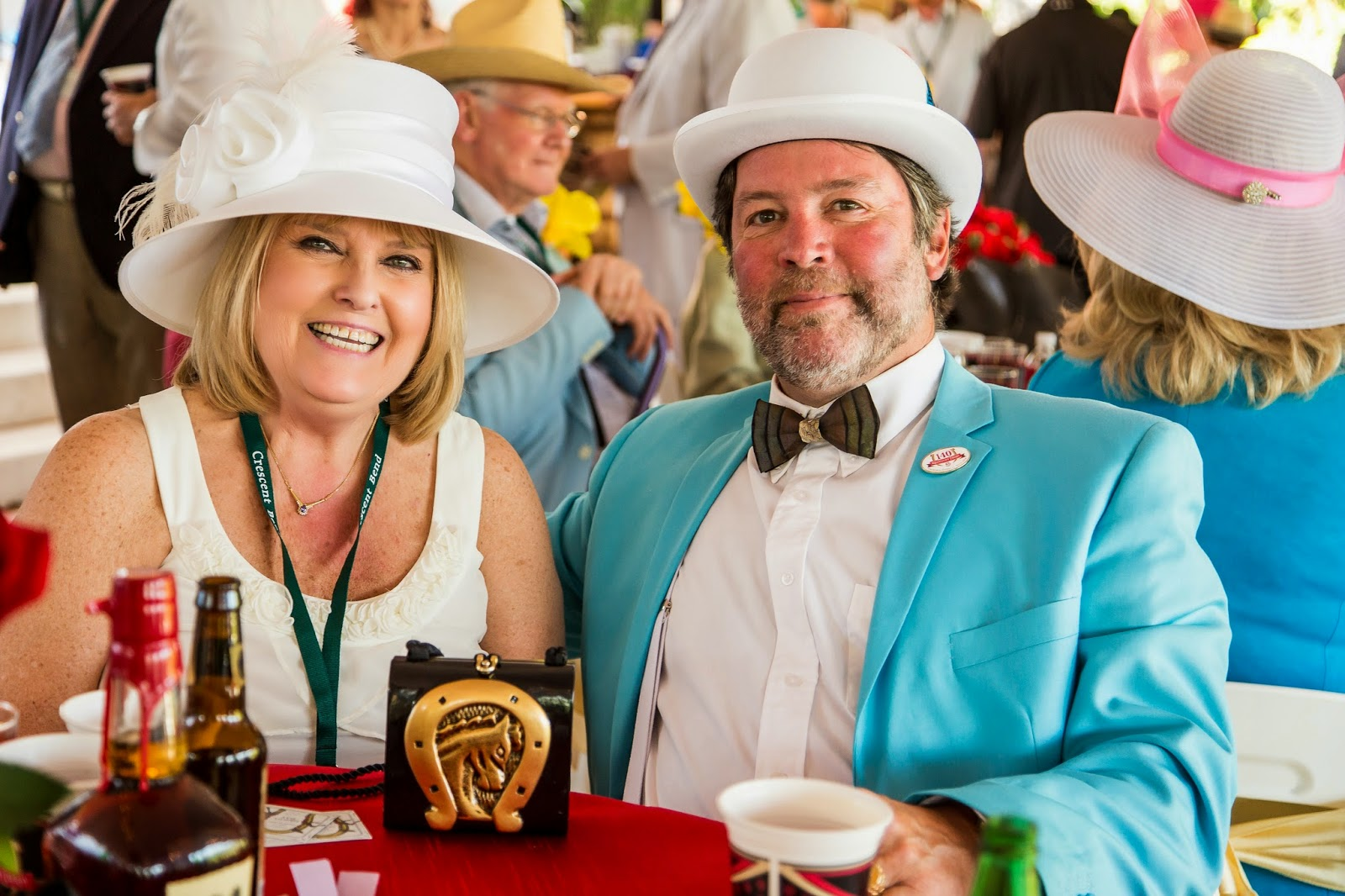 Crescent Bend Derby Day, Knoxville, ALM Photo, Kentucky Derby