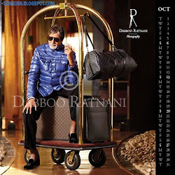 Amitabh Bachchan on Dabboo Ratnani 2013 Calendar Hot Celebrities Photoshoot Stills