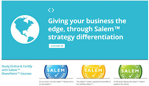 SALEM™ SharePoint Courses