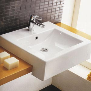 Wheelchair Bathroom Sink : ... Accessibility: ADA: Wheelchair Accessible Bathroom Sinks for Vanities