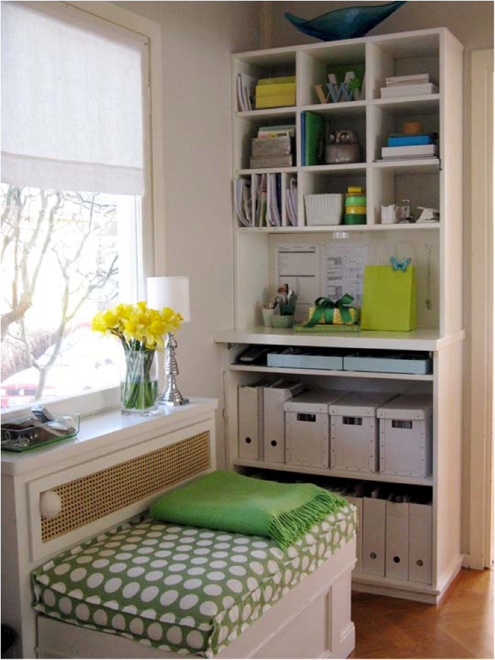 Let 39 s decorate online decluttering is style - Organize small space property ...