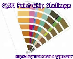 Q&amp;N Paint Chip Challenge