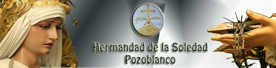 """Hermandad de """"La Soledad"""" de Pozoblanco"""