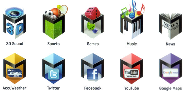 how to delete apps on samsung smart tv 2012