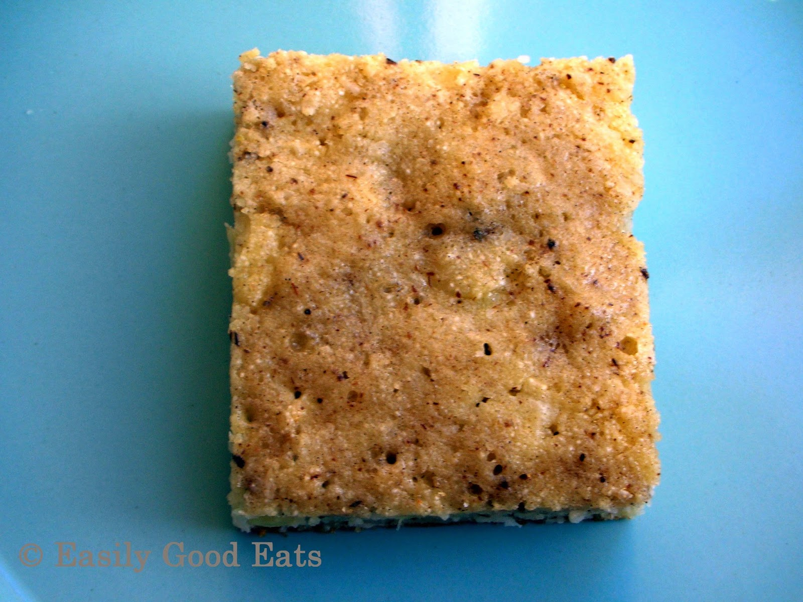 Easily Good Eats: Semolina Coconut Apple Cake Recipe