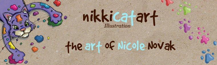 NikkiCat's Art