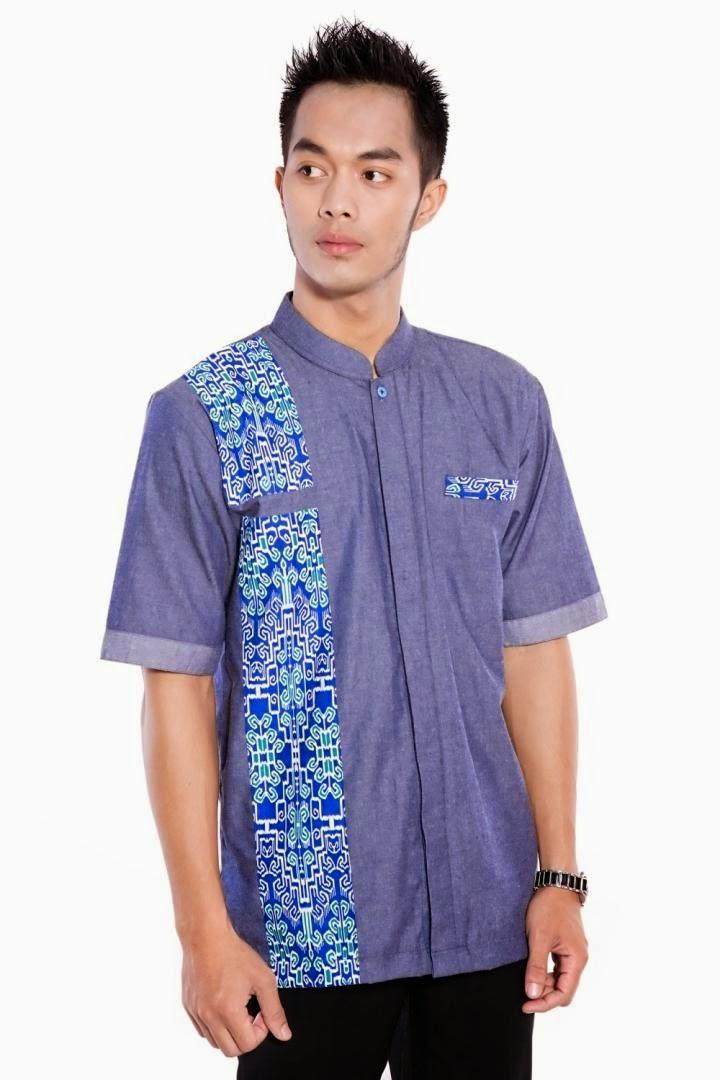 Gambar model baju muslim remaja putra terbaru 3