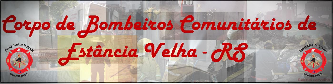 Corpo de Bombeiros Comunitários de Estância Velha -RS