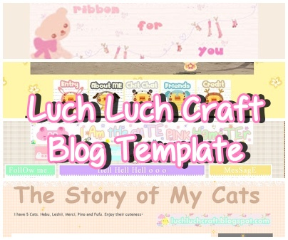 free blog template