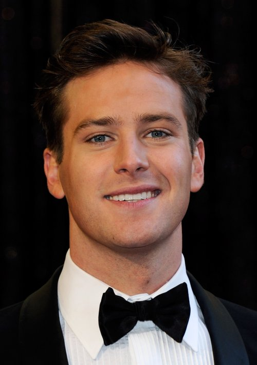 Given Birth to  August 28  1986Armie Hammer