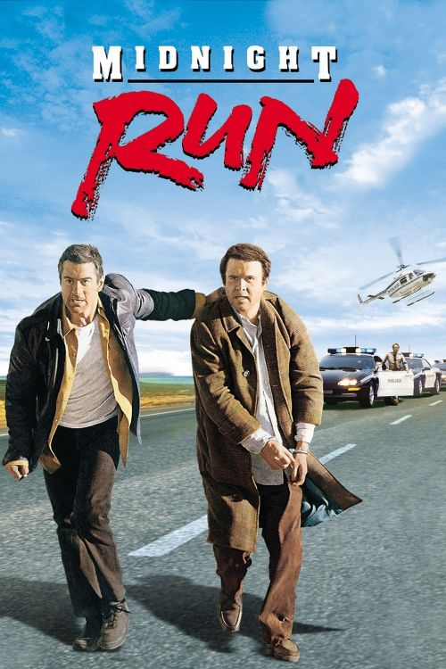 Trn Chy Lc Na m Vietsub - Midnight Run Vietsub - 1988