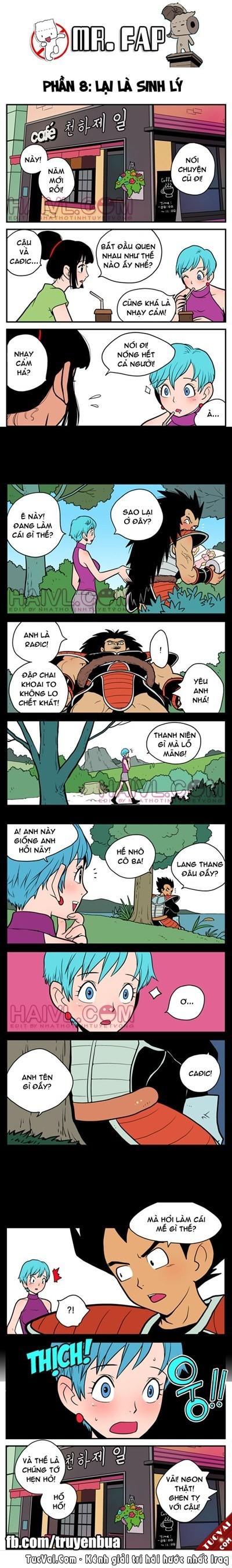 Truyện Hài Mr Fap Phần 8