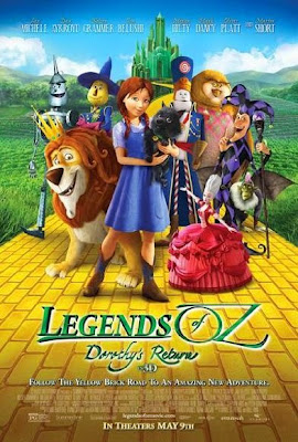 A Lenda de Oz BDRip AVI Dual Áudio + RMVB Dublado