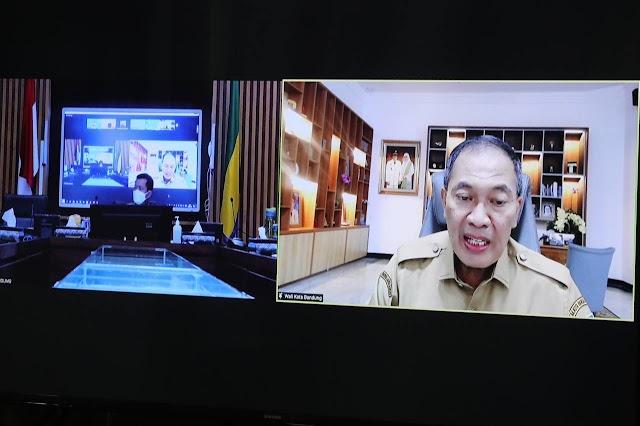 Pemkot Bandung Raih Hasil Memuaskan SAKIP dan RB