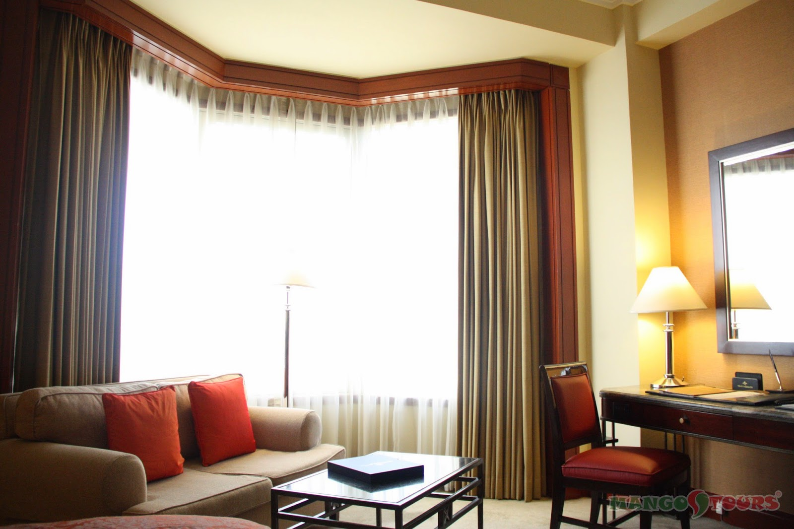 Mango Tours Diamond Hotel Philippines Room Accommodation