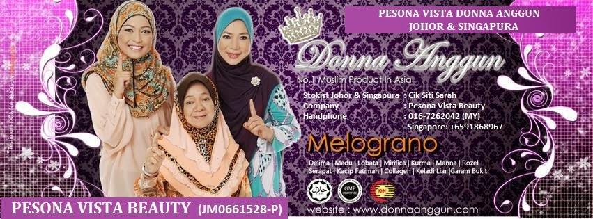 Donna Anggun Johor & Singapura