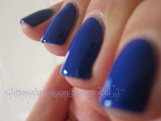 Chanel Vibrato Blue Rhythm Collection