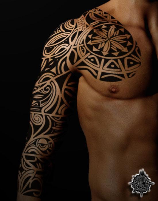 Top 7 estilos de tatuajes tribales belagoria la web de - Dibujos tribales para tatuar ...