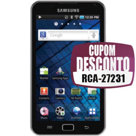Cupom Efácil - Tablet Samsung Galaxy S Wi-Fi 5 Full Touch