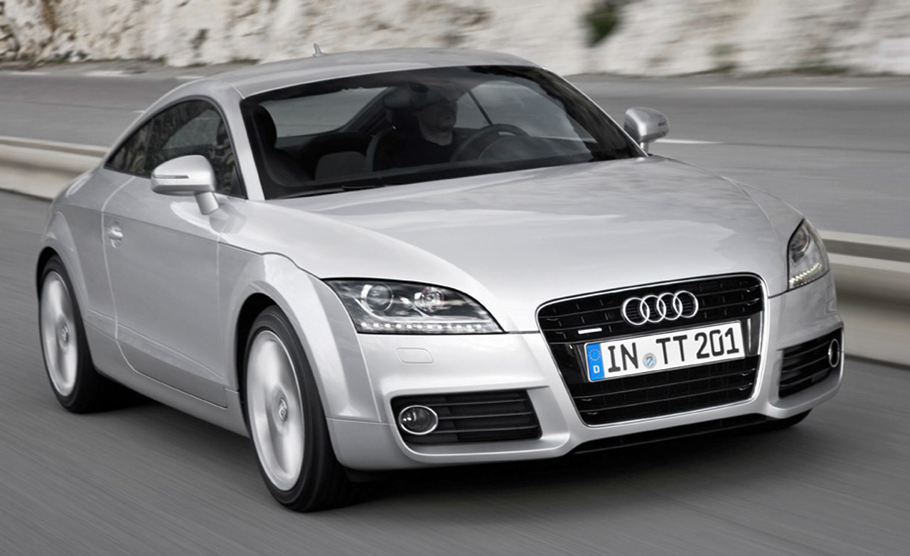 audi tts coupe 2011 - photo #21