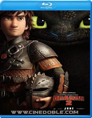 como entrenar a tu dragon 2014 1080p espanol subtitulado Como Entrenar a tu Dragon (2014) 1080p Español Subtitulado
