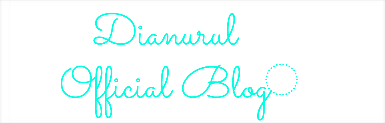 Dianurul official blog