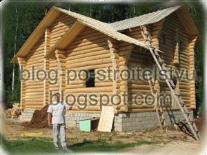 Проект рубленого дома.