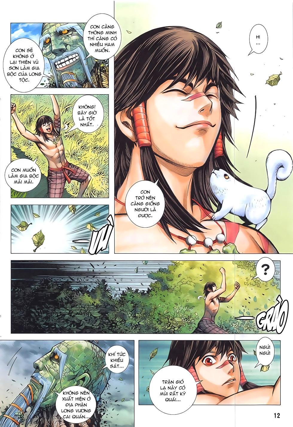 Tây Du Chap 1 - Trang 12