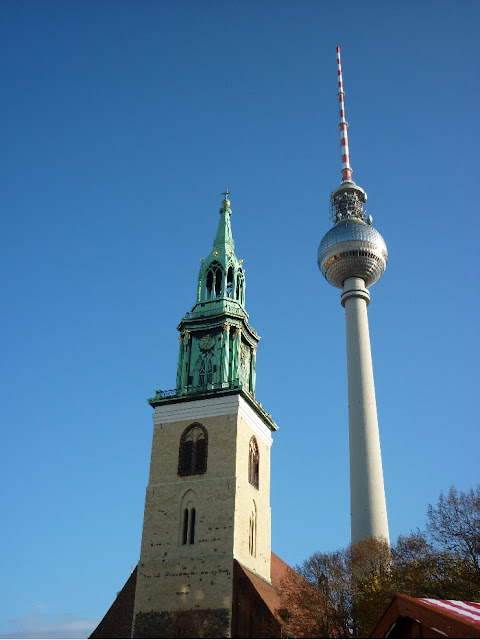 cosa fare a berlino, Marienkirche