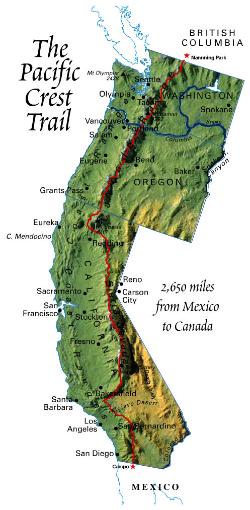 map of oregon coast state parks with Pct Itinerary on Garmin mapsource Usa besides Qi Map Of Oregon Coast likewise Lat Long further Wilsonville likewise Map.