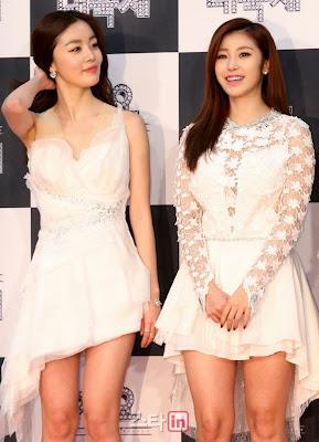 Hyosung Sunhwa KBS Gayo 2014