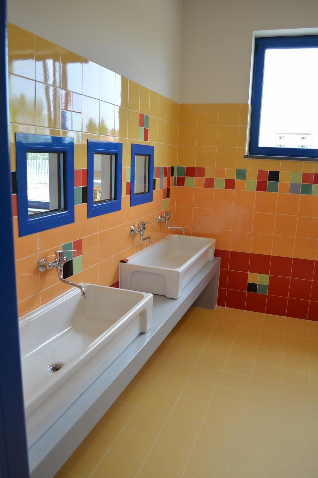 servizi igienici bambini