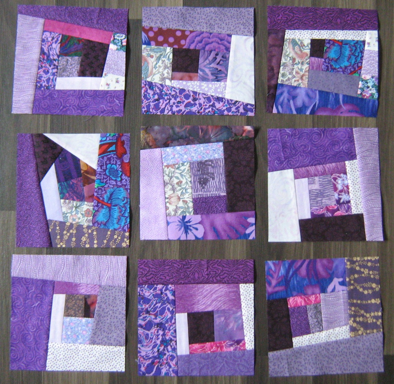 inch by inch quilting sweet violets. Black Bedroom Furniture Sets. Home Design Ideas