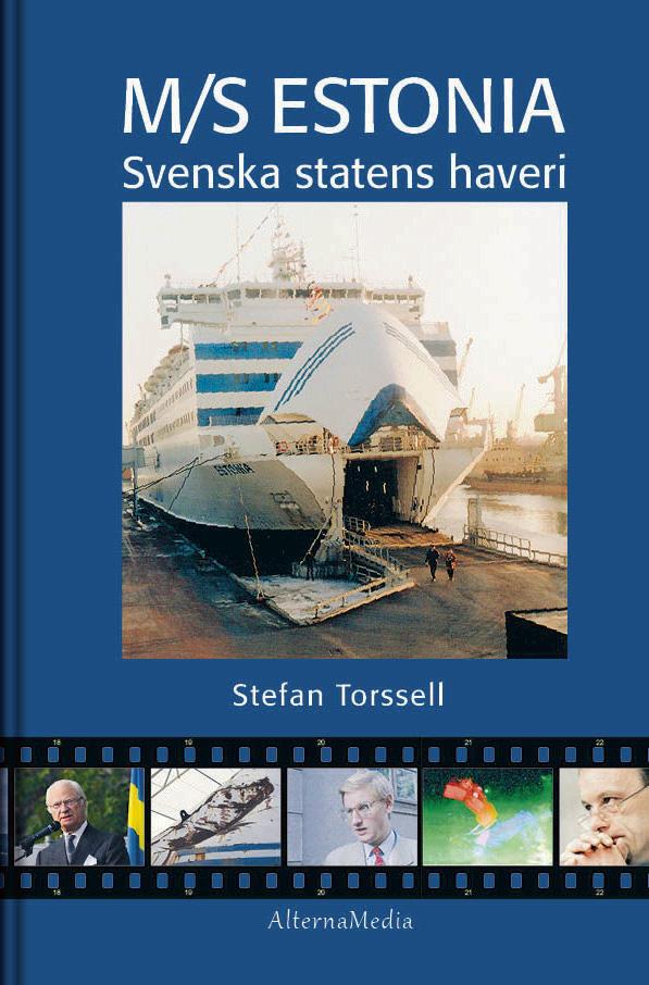 Bildresultat för m/s estonia torssell