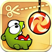 cut the rope iPad iPhone