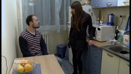 Verenica ne veruje da ju je Jovan prevario sa drugaricom