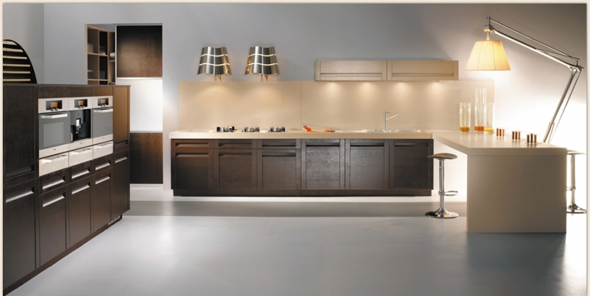 Contemporary Kitchen Lighting 845 x 425