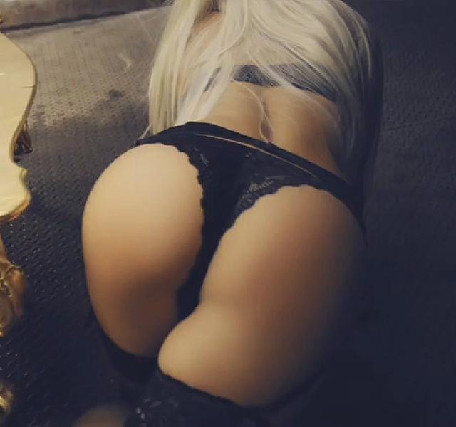 Paris Hilton sexy para un nuevo vídeo