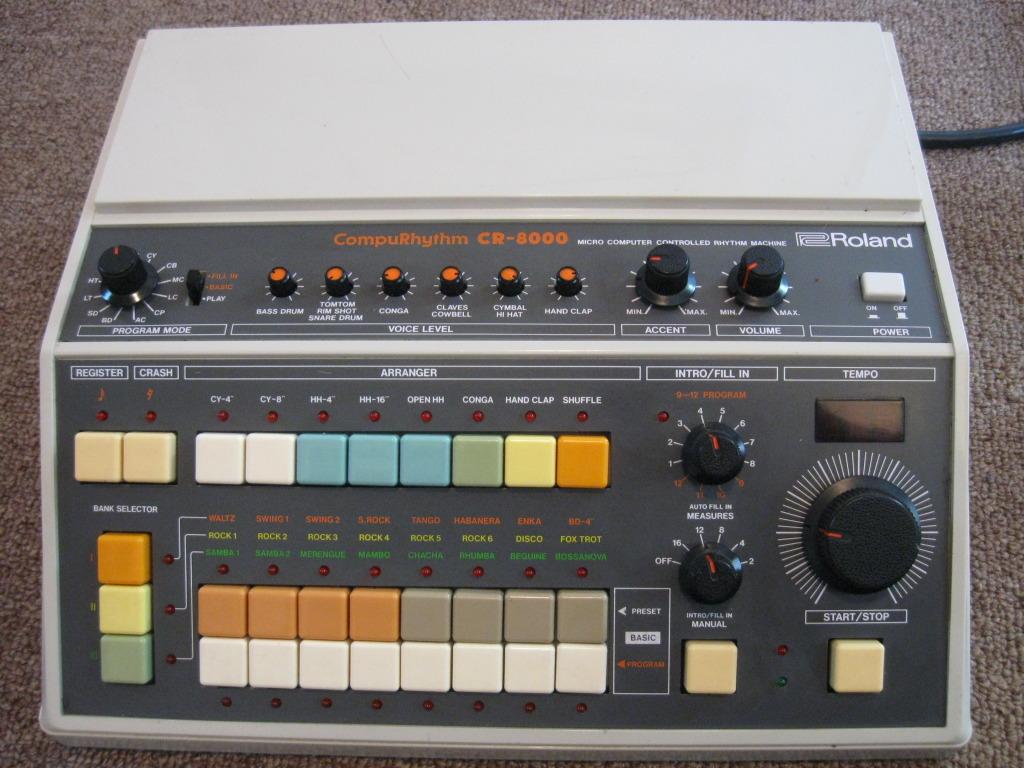 roland drum machine