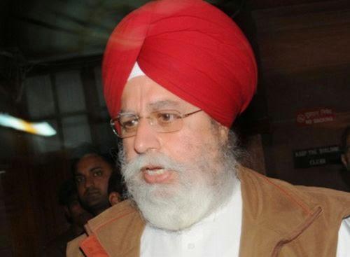 Darjeeling MP S.S. Ahluwalia