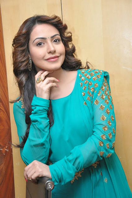 Nandini Roy Stills At Mosagallaku Mosagadu Movie Interview