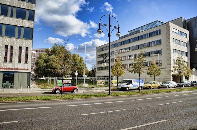 Baustelle Klingelhöferstraße, Köbisstraße, 10785 Berlin, 18.10.2013