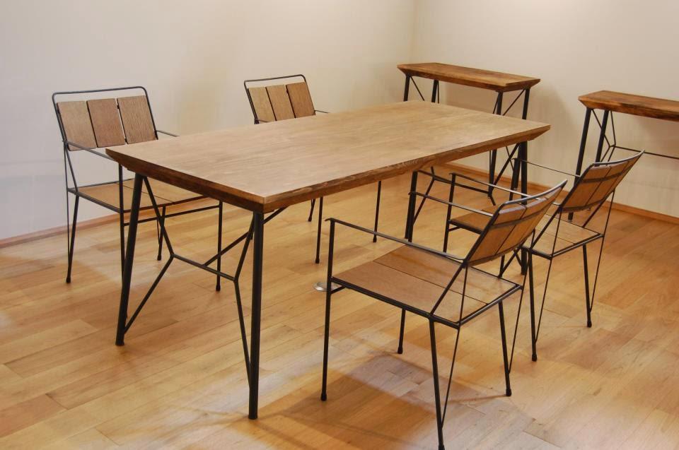 Dise o e interiorismo con forja muebles y decoraci n de - Mesa de forja ...