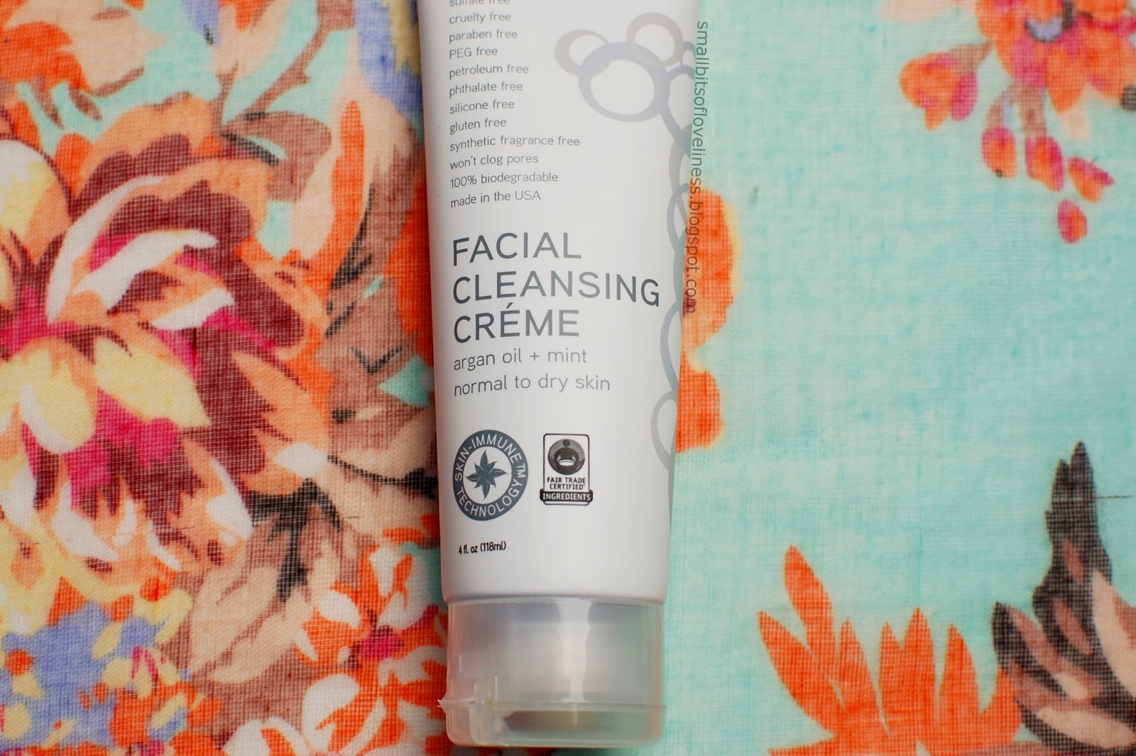 Facial Cleansing Creme Acure